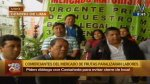 Comerciantes piden a Castañeda que privatice Mercado de Frutas - Noticias de remate de bienes