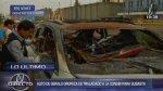 Oropeza: Porsche atacado con granadas es llevado a la Conabi - Noticias de incautaciones