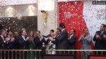 Teletón 2015 comenzó con 'campanazo' en la Bolsa de Valores - Noticias de conciertos en lima