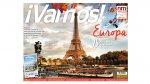 Enamórate de Europa con la nueva edición de la revista ¡Vamos! - Noticias de catarata