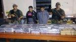 Decomisan 152 kilos de cocaína que estaban camuflados en camión - Noticias de clorhidrato de cocaína
