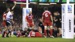 Nueva Zelanda vs. Georgia: toda la rudeza del mundial de rugby - Noticias de all