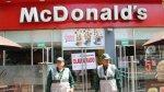San Isidro: local de Mc Donald's cerrado por medidas sanitarias - Noticias de multa