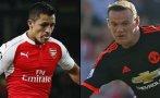 Arsenal vs. Manchester United: 2-0 por la Premier League