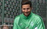 Claudio Pizarro cumple 37 años y Werder Bremen lo saludó así