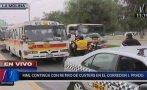 Javier Prado: suman 11 las empresas que salieron de eje vial