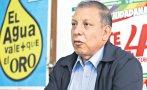 """Marco Arana: """"Siempre estoy en primera fila en una protesta"""""""