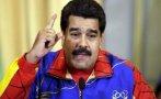Maduro acusa a oposición de ataques con granadas