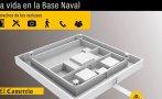 La vida en la Base Naval: cómo son las condiciones carcelarias