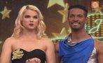 """El gran show"": así se despidió Alessandra Denegri del programa"