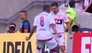 Con Paolo Guerrero, Flamengo venció 2-0 a Joinville