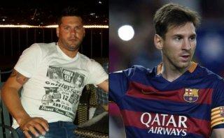 Hermano de Lionel Messi fue acusado de tenencia ilegal de armas