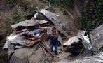 Guatemala: la destrucción del alud que mató a casi 100 personas