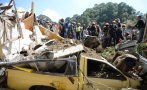 Alud en Guatemala: ya son más de 90 muertos y 300 desaparecidos