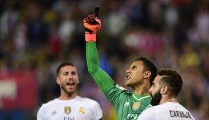 Keylor Navas y la atajada que evitó caída de Real Madrid