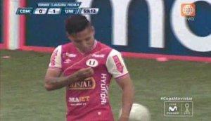 Universitario venció 1-0 a Municipal y es puntero