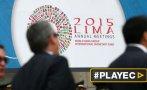 Cumbre del FMI y Banco Mundial: desde mañana inician reuniones