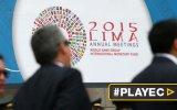 Cumbre del FMI y Banco Mundial: hoy inician las reuniones