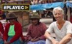 Directora gerente del FMI visitó el Valle Sagrado de los Incas