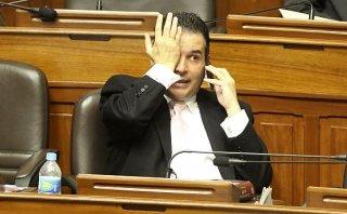 """Omar Chehade: """"Nadine autorizaba temas a ver en el Congreso"""""""