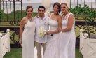 Karen Schwarz: ¿Por qué se casó en Punta Cana con Ezio Oliva?