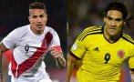Perú vs. Colombia por Eliminatorias: día, hora y canal