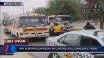 Javier Prado: suman 11 las empresas que salieron de eje vial - Noticias de eduardo musa