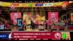 Teletón 2015: periodistas realizaron este gran baile [VIDEO] - Noticias de mabel huertas