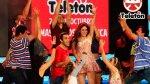 """Teletón 2015: actores de """"Av Larco"""" realizaron este musical - Noticias de daniela camaiora"""