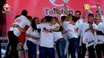 Teletón 2015 superó meta prevista: recaudó más de S/.8 millones - Noticias de hogar clinica san juan