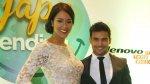 Karen Schwarz y Ezio Oliva se casaron en Punta Cana - Noticias de magaly medina