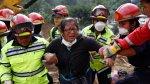 Guatemala: la destrucción del alud que mató a casi 100 personas - Noticias de salvador cabanas