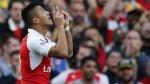 Arsenal goleó 3-0 a Manchester United con dos de Alexis Sánchez - Noticias de mikel arteta