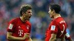 Bayern Múnich goleó 5-1 a Borussia Dortmund por la Bundesliga - Noticias de mario pisa