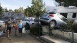 Francia: Lluvias torrenciales dejan 17 muertos - Noticias de accidente