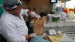 La Victoria: en estas condiciones vendían comida en mercado - Noticias de falta de higiene