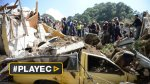 Alud en Guatemala: los daños y el drama de las familias [VIDEO] - Noticias de cerro corona