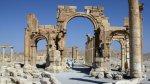 Estado Islámico destruyó el Arco del Triunfo de Palmira - Noticias de viernes negro