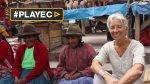 Directora gerente del FMI visitó el Valle Sagrado de los Incas - Noticias de momentos históricos