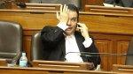 """Omar Chehade: """"Nadine autorizaba temas a ver en el Congreso"""" - Noticias de nadine heredia"""