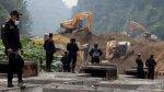 """Alud en Guatemala: """"No podemos declarar la zona un cementerio"""" - Noticias de zonas vulnerables"""