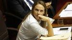 Fiscal espera peritaje para emitir decisión sobre Luciana León - Noticias de ministerio publico
