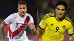 Perú vs. Colombia: día, hora y canal del debut en Eliminatorias - Noticias de melendez cueva