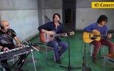 Una sesión acústica con la banda de Pedro Suárez Vértiz [VIDEO]