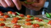 Pizza vegana: conoce la audaz propuesta de Veggie Pizza