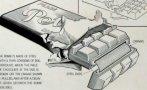 Las ingeniosas bombas de los nazis en la Segunda Guerra Mundial