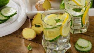 Cinco recetas naturales para darle sabor al agua