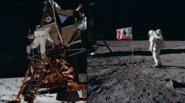 La NASA presenta imágenes inéditas de las misiones Apolo