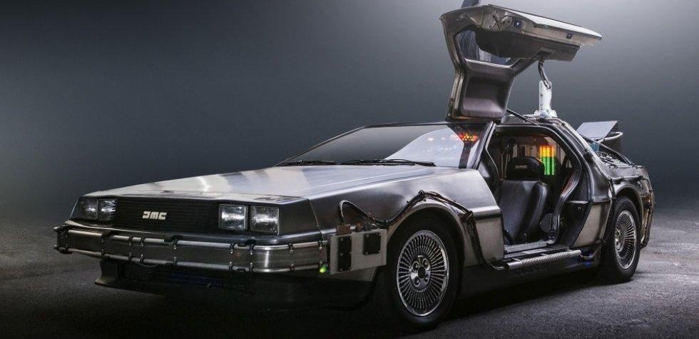 Los 20 autos más recordados del cine y la Televisión [FOTOS]