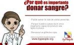 Diez conceptos que debes saber sobre la donación de sangre